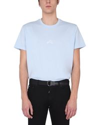 Givenchy - Crew Neck T-shirt - Lyst