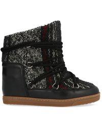 Isabel Marant Nowles Boots - Black