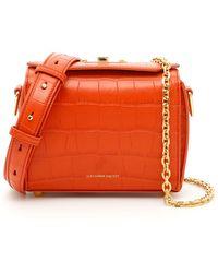 Alexander McQueen - Box Bag 19 Shoulder Bag - Lyst