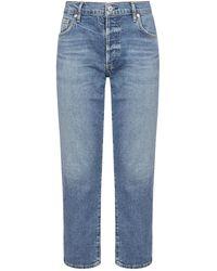 Citizens of Humanity Emerson Boyfriend Jeans - Blue