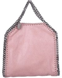 Stella McCartney Falabella Tiny Tote Bag - Pink