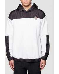 3 MONCLER GRENOBLE Two-tone Hoodie - Multicolour