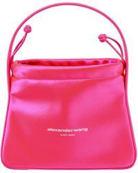 Alexander Wang Ryan Drawstring Tote Bag - Pink