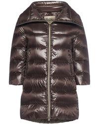 Herno - Cleofe Padded Zipped Coat - Lyst
