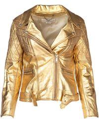 Golden Goose Deluxe Brand - Quilted Biker Jacket - Lyst