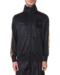 Marcelo Burlon Muhammad Ali Sports Jacket - Black
