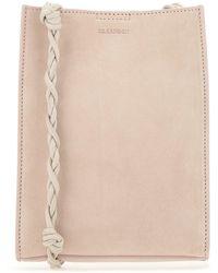 Jil Sander Tangle Small Shoulder Bag - Natural