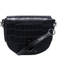 Longchamp Cavalcade Crossbody Bag - Black
