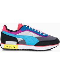 PUMA Future Rider Icons Sneakers - Blue