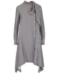 See By Chloé - Shirt Dress - Lyst