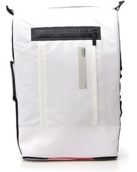 adidas Nmd Top Zip Backpack - White