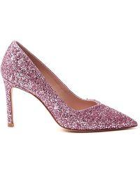Stuart Weitzman Anny Court Shoes - Pink