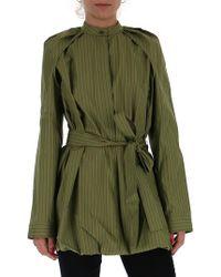 JW Anderson - Striped Shirt - Lyst