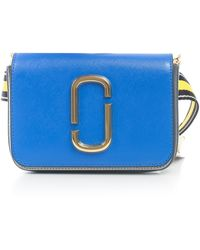 Marc Jacobs Hip Shot Chain Strap Belt Bag - Blue