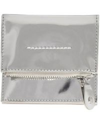 MM6 by Maison Martin Margiela Wallet With Zip - Multicolour