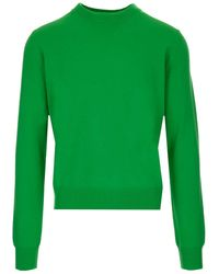 Bottega Veneta 666654v0zy04809 Other Materials Jumper - Green