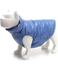 Moncler Genius Moncler X Poldo Dog Couture Padded Jacket - Blue