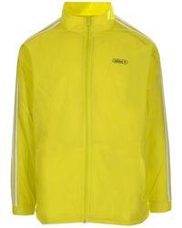 adidas Originals Reversible Track Jacket - Yellow