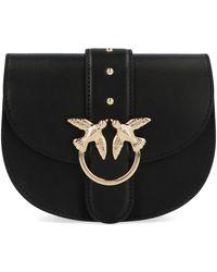 Pinko Shoulder Bag - Black