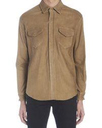 Giorgio Brato Button-up Shirt - Natural