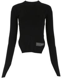1017 ALYX 9SM Logo Patch Long-sleeve Top - Black