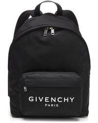 Givenchy Urban Men's Zip-around Backpack - Black