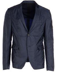 Prada Lightweight Blazer - Blue