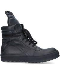 Rick Owens Geobasket Sneakers for Men