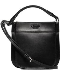 e4ae995d876f Lyst - Prada Quilted Camera Bag in Black