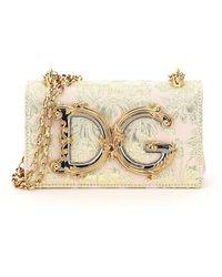 Dolce & Gabbana Dg Girls Mini Crossbody Bag - Multicolour