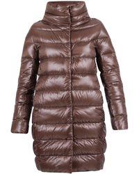 Herno Dora Padded Down Jacket - Brown
