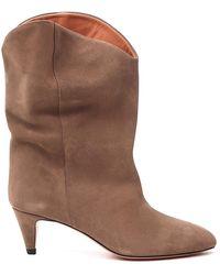 Isabel Marant Dernee Boots - Brown
