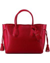 Longchamp - Penelope M Tote Bag - Lyst