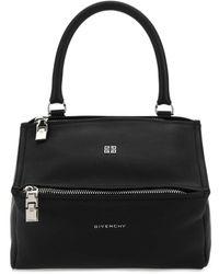 Givenchy Pandora Small Shoulder Bag - Black