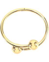 JW Anderson Brass Bracelet - Metallic