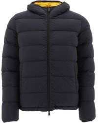Herno Reversible Hooded Puffer Jacket - Multicolour