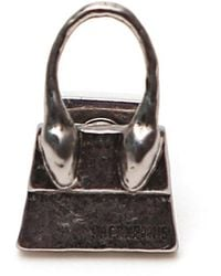 Jacquemus Le Chiquito Chiquito Earring - Metallic