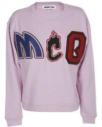 McQ Logo Sweatshirt - Pink