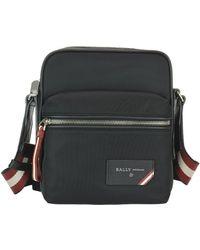 Bally Faara Crossbody Bag - Black
