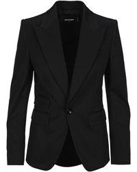 DSquared² Tailored Blazer - Black