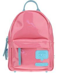 Chiara Ferragni Eyelike Small Backpack - Pink