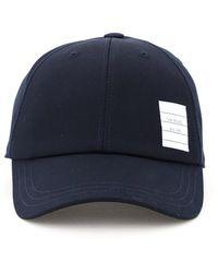 Thom Browne Classic Baseball Cap - Blue