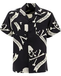 "MASTERMIND WORLD ""love & Peace"" Shirt - Black"