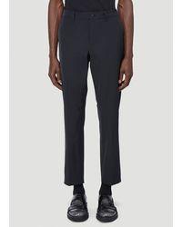 Prada Classic Suit Pants - Black