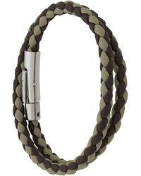 Tod's My Colors Woven Bracelet - Multicolor