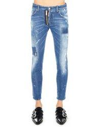 DSquared² - Skater Jeans - Lyst
