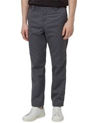 Carhartt WIP Master Tapered Trousers - Black