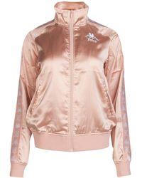 Kappa X Juicy Couture Egira Track Jacket - Pink