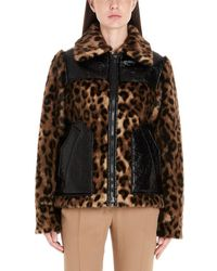 N°21 Multicolour Polyester Down Jacket