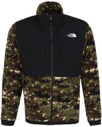 The North Face Pile Full-zip Jacket - Black